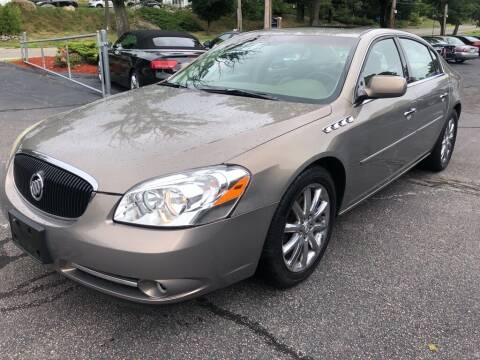 2006 Buick Lucerne for sale at Premier Automart in Milford MA