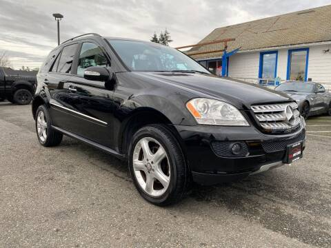 2008 Mercedes-Benz M-Class for sale at LKL Motors in Puyallup WA