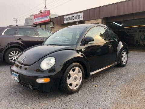 2000 Volkswagen New Beetle for sale at WINDOM AUTO OUTLET LLC in Windom MN