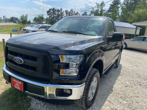 2016 Ford F-150 for sale at Southtown Auto Sales in Whiteville NC