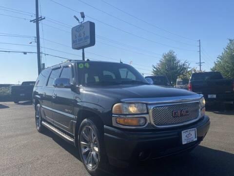 2004 GMC Yukon XL for sale at S&S Best Auto Sales LLC in Auburn WA