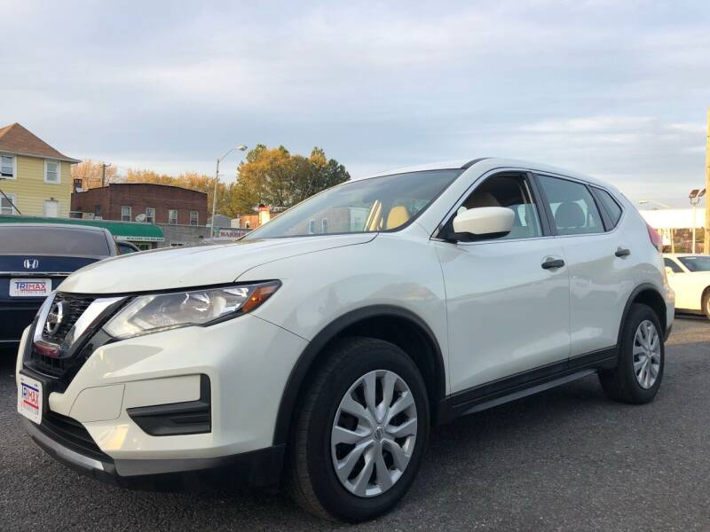 2017 Nissan Rogue for sale at Trimax Auto Group in Baltimore MD