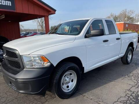 2018 RAM Ram Pickup 1500 for sale at HUFF AUTO GROUP in Jackson MI