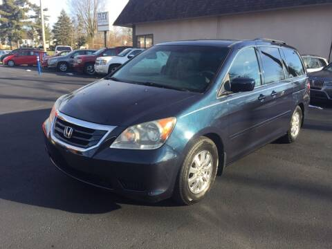 2010 Honda Odyssey for sale at Widerange LLC in Greenwood IN