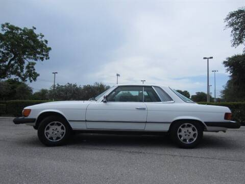 1977 Mercedes-Benz 400-Class for sale at Auto Sport Group in Delray Beach FL