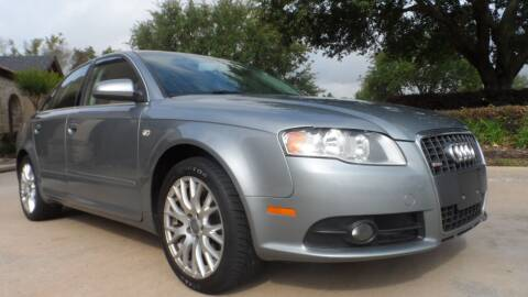 2008 Audi A4 for sale at Exhibit Sport Motors in Houston TX
