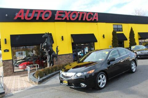 2014 Acura TSX for sale at Auto Exotica in Red Bank NJ
