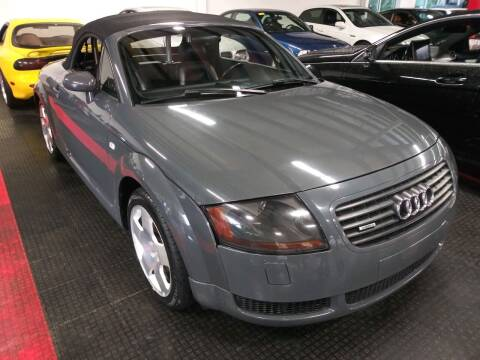 2001 Audi TT for sale at Weaver Motorsports Inc in Cary NC
