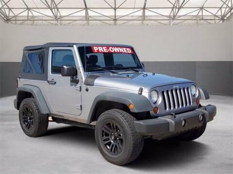 2013 Jeep Wrangler for sale at Gregg Orr Pre-Owned Shreveport in Shreveport LA