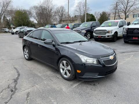 2011 Chevrolet Cruze for sale at WILLIAMS AUTO SALES in Green Bay WI