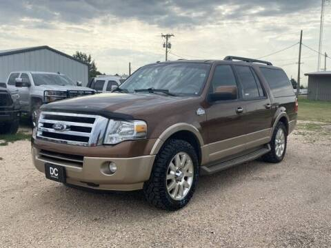 2012 Ford Expedition EL for sale at Bulldog Motor Company in Borger TX