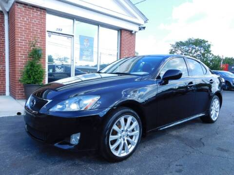 2006 Lexus IS 250 for sale at Delaware Auto Sales in Delaware OH