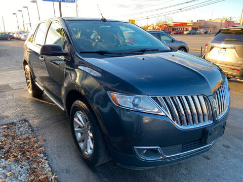 2013 Lincoln MKX for sale at Martins Auto Sales in Shelbyville KY
