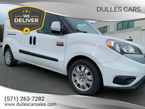 2016 RAM ProMaster City Cargo for sale at Dulles Cars in Sterling VA