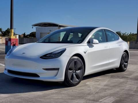 2020 Tesla Model 3 for sale at EV Direct in Lauderhill FL