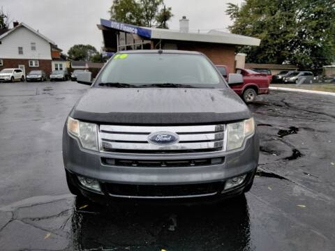 2010 Ford Edge for sale at DTH FINANCE LLC in Toledo OH