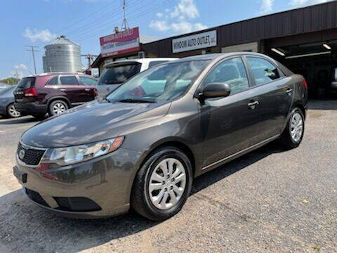 2011 Kia Forte for sale at WINDOM AUTO OUTLET LLC in Windom MN