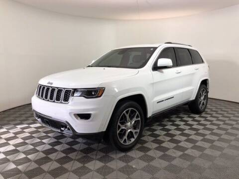 2018 Jeep Grand Cherokee for sale at BMW of Schererville in Shererville IN