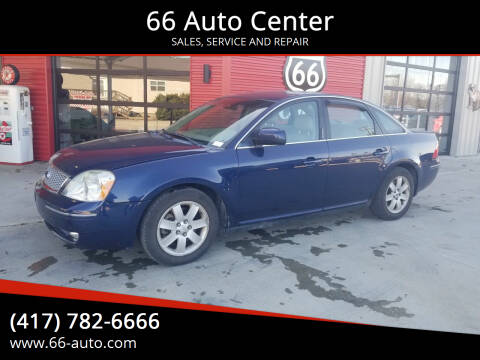 2007 Ford Five Hundred for sale at 66 Auto Center in Joplin MO