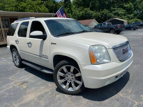2011 GMC Yukon for sale at Lux Auto in Lawrenceville GA