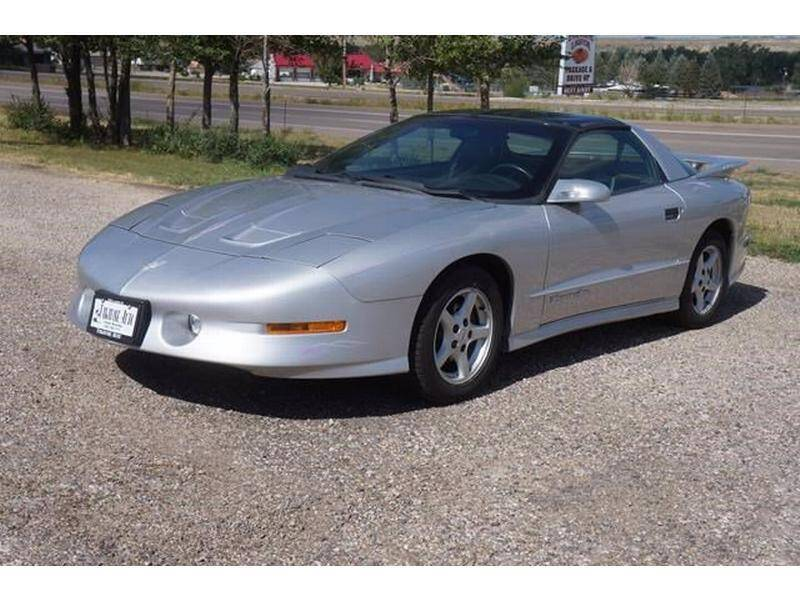 1995 Pontiac Firebird for sale in Casper, WY