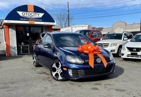 2010 Volkswagen GTI for sale at OTOCITY in Totowa NJ