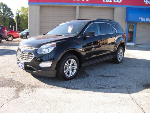 2017 Chevrolet Equinox for sale at 1st Choice Auto Inc in Green Bay WI