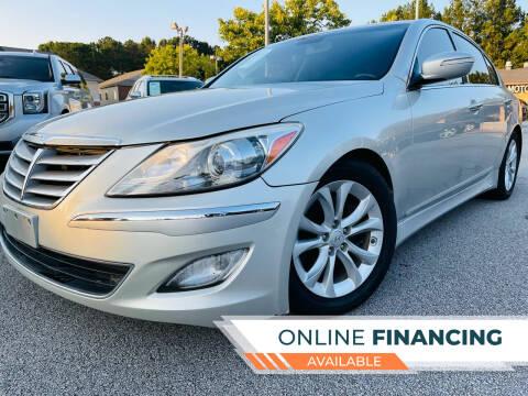 2012 Hyundai Genesis for sale at Classic Luxury Motors in Buford GA