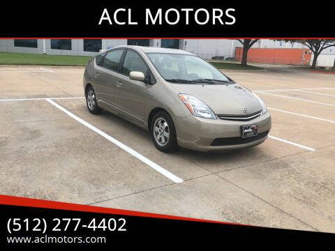 2006 Toyota Prius for sale at ACL MOTORS in Austin TX