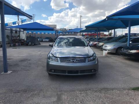 2006 Infiniti M35 for sale at Autos Montes in Socorro TX