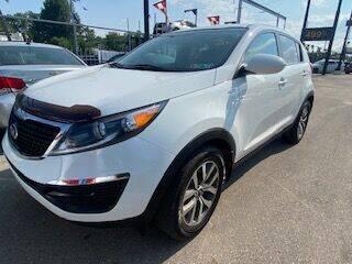 2016 Kia Sportage for sale at Car Depot in Detroit MI