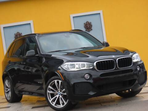 2015 BMW X5 for sale at Paradise Motor Sports LLC in Lexington KY
