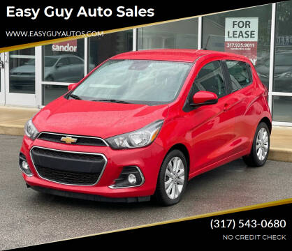 2017 Chevrolet Spark for sale at Easy Guy Auto Sales in Indianapolis IN