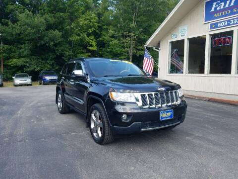 2012 Jeep Grand Cherokee for sale at Fairway Auto Sales in Rochester NH