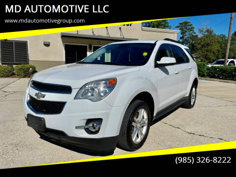 2015 Chevrolet Equinox for sale at MD AUTOMOTIVE LLC in Slidell LA