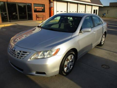 2008 Toyota Camry for sale at Eden's Auto Sales in Valley Center KS