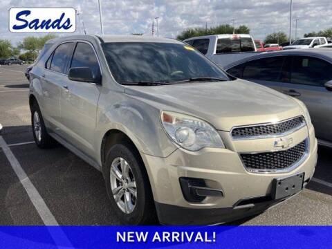 2012 Chevrolet Equinox for sale at Sands Chevrolet in Surprise AZ