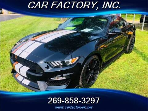 2016 Ford Mustang for sale at Car Factory Inc. in Three Rivers MI
