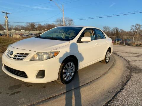 2013 Toyota Corolla for sale at Xtreme Auto Mart LLC in Kansas City MO