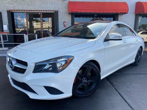 2015 Mercedes-Benz CLA for sale at MATRIX AUTO SALES INC in Miami FL