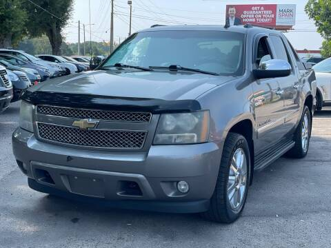 2009 Chevrolet Avalanche for sale at Atlantic Auto Sales in Garner NC