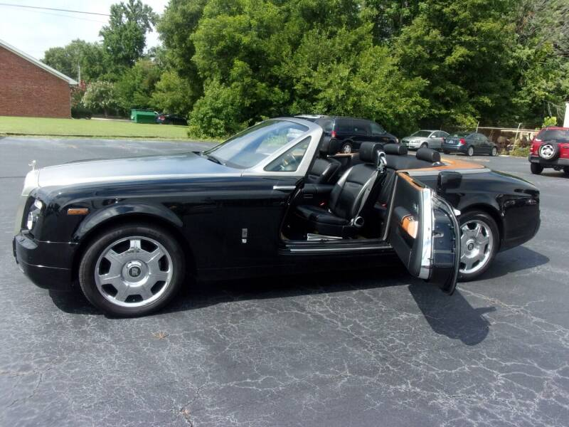 2009 Rolls-Royce Phantom Drophead Coupe for sale at Carolina Classics & More in Thomasville NC