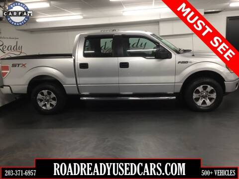 2014 Ford F-150 for sale at Road Ready Used Cars in Ansonia CT
