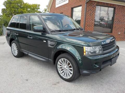 2011 Land Rover Range Rover Sport for sale at C & C MOTORS in Chattanooga TN
