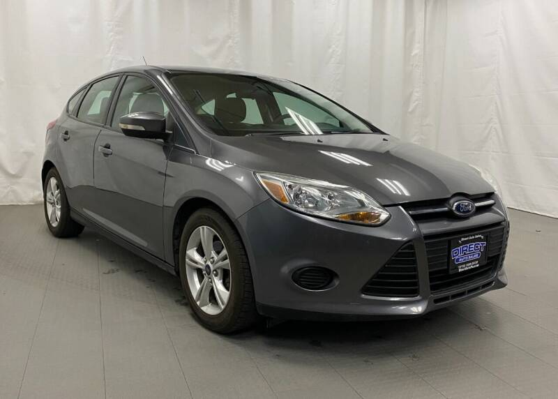 2013 Ford Focus for sale at Direct Auto Sales in Philadelphia PA
