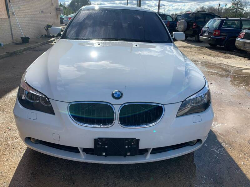 2005 BMW 5 Series for sale at Samet Performance in Louisburg NC