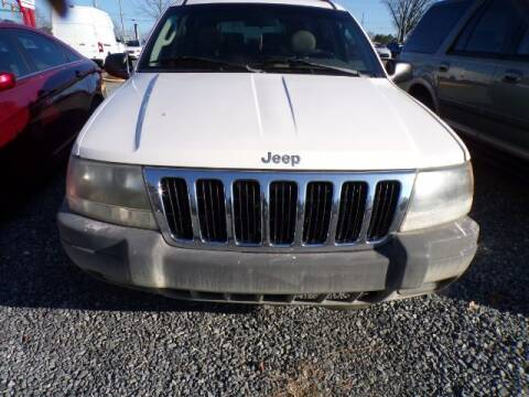 2002 Jeep Grand Cherokee for sale at Adams Auto Group Inc. in Charlotte NC