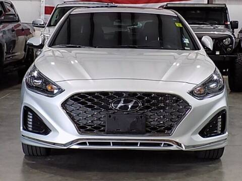 2018 Hyundai Sonata for sale at Texas Motor Sport in Houston TX