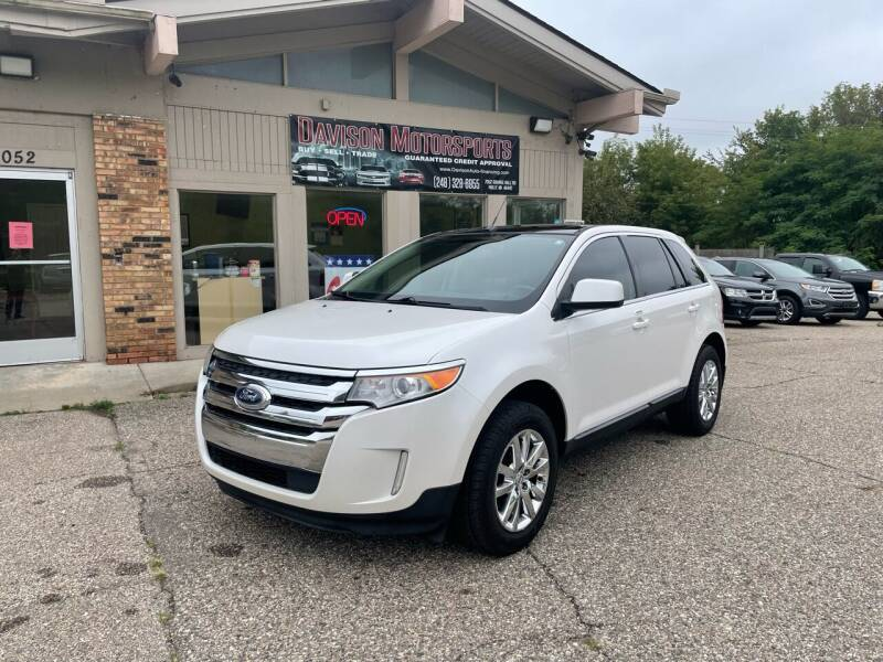 2011 Ford Edge for sale at Davison Motorsports in Holly MI