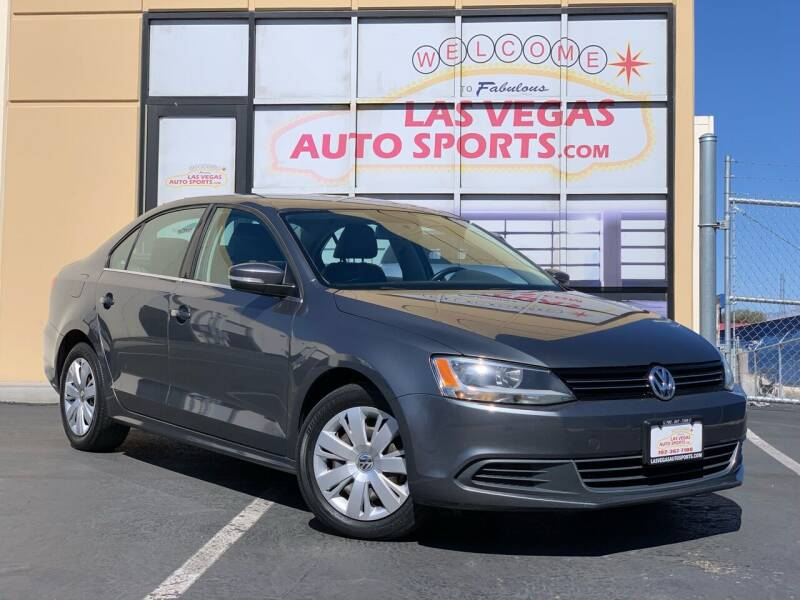 2013 Volkswagen Jetta for sale at Las Vegas Auto Sports in Las Vegas NV